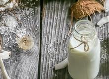 Cách làm nước cốt dừa ăn chè thơm béo