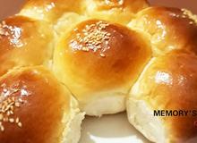 Cách làm bánh mì Hokkaido cho người mới bắt đầu