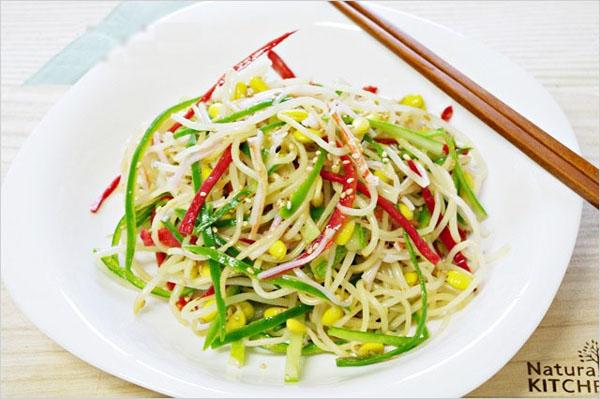 Giữ dáng giảm cân với 3 công thức salad đơn giản mà ngon - Ảnh 4.