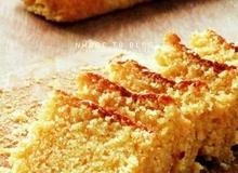 Cách làm bánh bông lan bơ cho tiệc mùa Hè